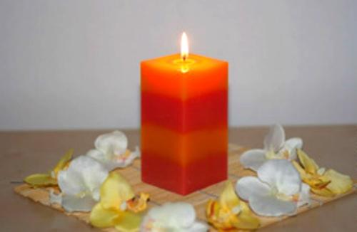 Сделать свечи домашних условиях фото