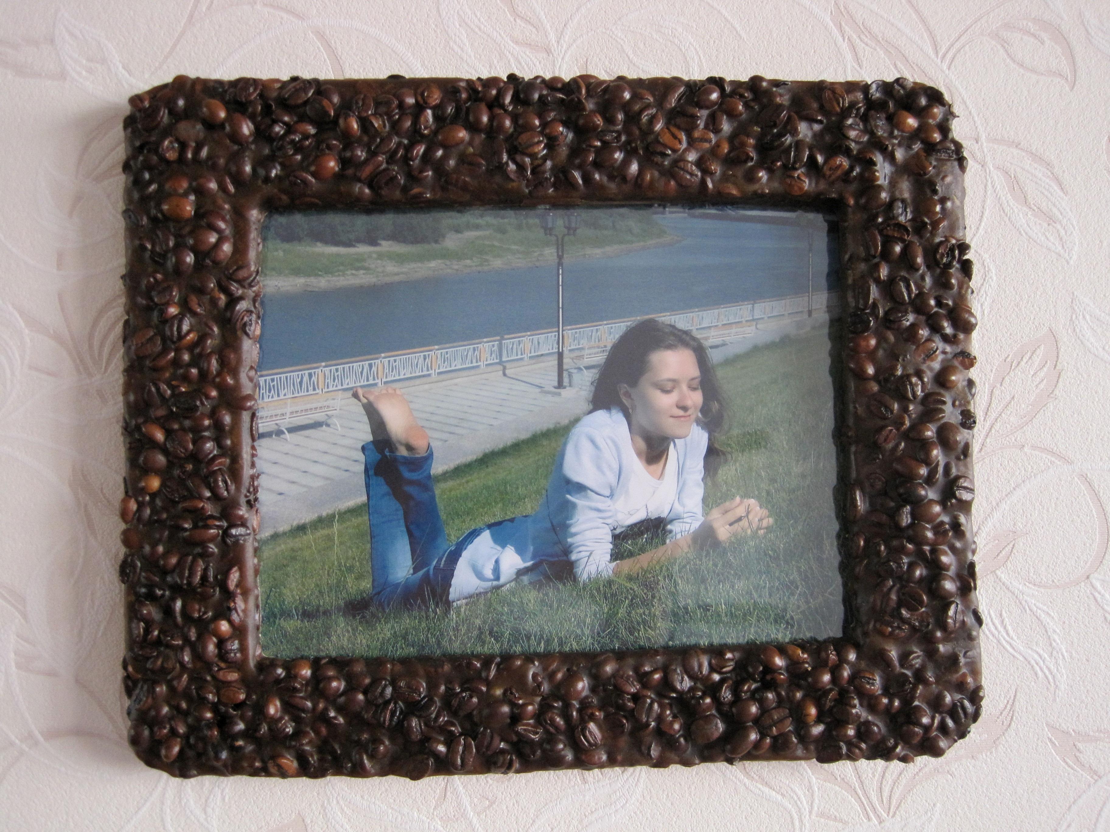 Рамки для фото своими руками в домашних условиях